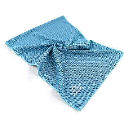 AONIJIE 4041 Instant Cooling Towel Quick Drying Mesh Beach Gym Yoga Absorbent Chilly Swimming Towel
