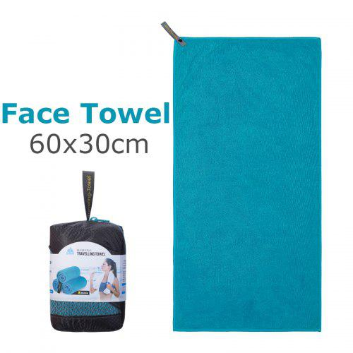 Portable Travel Camping Microfiber Shower Beach Hiking Quick-Drying Fancy Towels