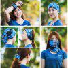 AONIJIE TJ111 Multifunctional Sports Headband Bandana Balaclava Face Cover Scarf Sweatband Hairband