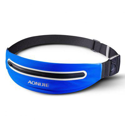 AONIJIE E919 Adjustable Slim Running Waist Belt Jogging Bag Fanny Pack Travel Marathon Gym
