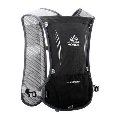 AONIJIE E913S 5L Hydration Backpack Rucksack Bag Vest For 1500ML Water Bladder Running Marathon