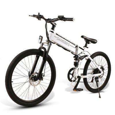 Samebike LO26 48V500W electric mountain bike...