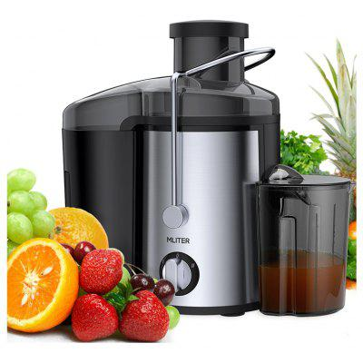 Juicer Juice Extractor Whole Fruit Juicer with 65mm Wide Mouth High Speed for Fruit Vegetable