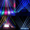 Lampwin 20W Moving Head Stage Light 4 in 1 RGBW Cree LED Mini Moving Head Beam Light