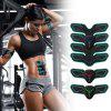 Abdominal Muscle Toner Abs Trainer Fitness Trainers Belt Muscle Stimulator Belly Support