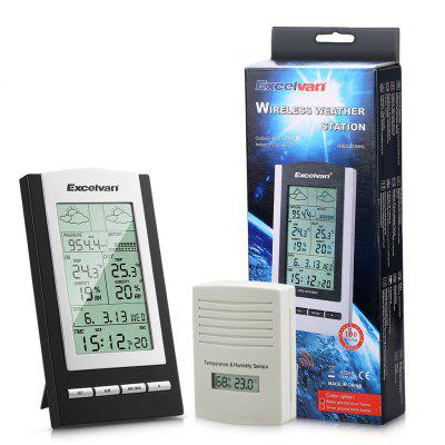 Digital LCD Indoor Thermometer Hygrometer Temperature Humidity Meter