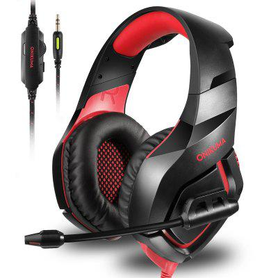 Stereo Gaming Headset Over Ears Headset For PC PS4 X BOX ONE I PAD