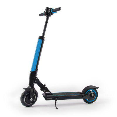 Koowheel Folding Electric Scooter 250W Aluminum Portable E-Scooter for  E-Roller 36V 6.0AH