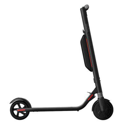 Ninebot ES4 Folding Electric Kick Scooter with External 5200mAh Battery Adult Kids