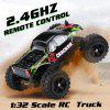 virhuck 2WD Mini Remote Control Off-road Car with Rechargeable Battery