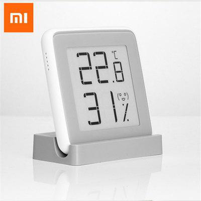 LCD Screen Display Digital Moisture Meter Thermometer Temperature Humidity Sensor from Xiaomi youpin