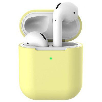 Silicone Bluetooth Wireless Earphone Cover and Skin Compatible for Airpod 2  Protective Case