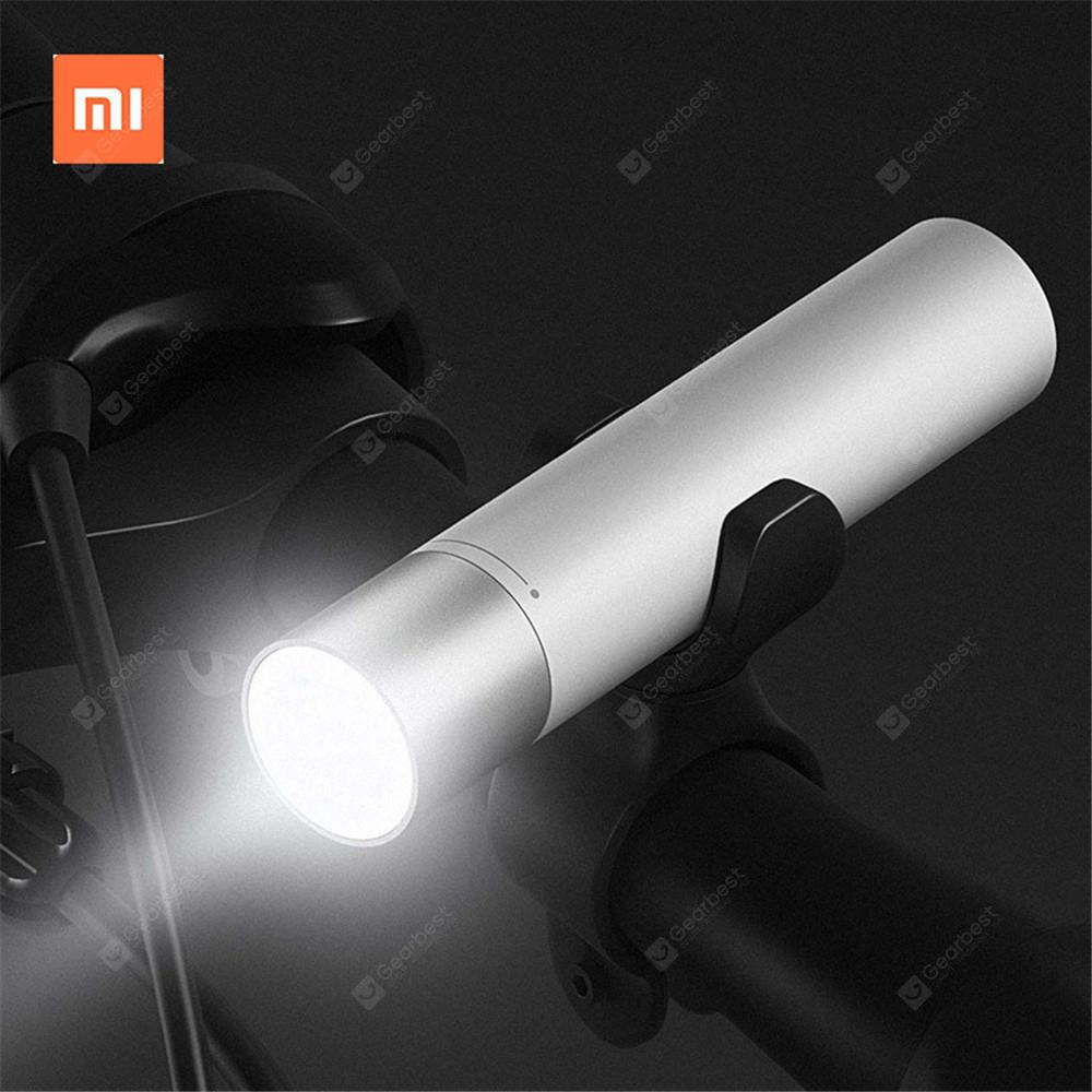 Xiaomi Portable Flashlight Adjustable Luminance Modes With Rotatable Lamp Head