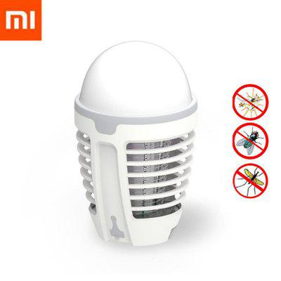 Xiaomi LED Zanzara Lampada anti-assassino Ricaricabile per insetti Zapper Pest Trappola leggera