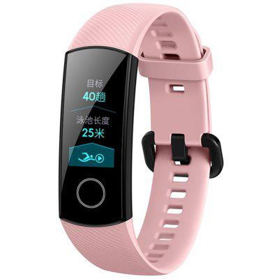Huawei Honor Band 4 Smart Wristband Amoled Touchscreen Display Swim Detect Heart Rate Sleep Monitor