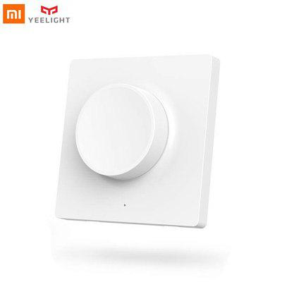 Xiaomi Yeelight Remote One Key Control Bluetooth Dimmer Wall Switch Knob rotate Smart Controller