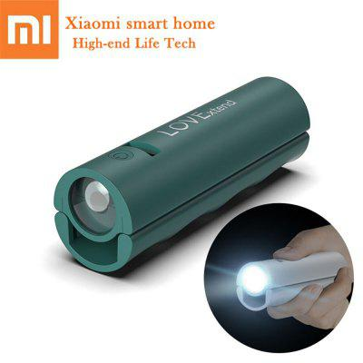 ULlife Portable Power Bank USB Charging Outdoor Mini LED Flashlight Smart Torch from Xiaomi youpin
