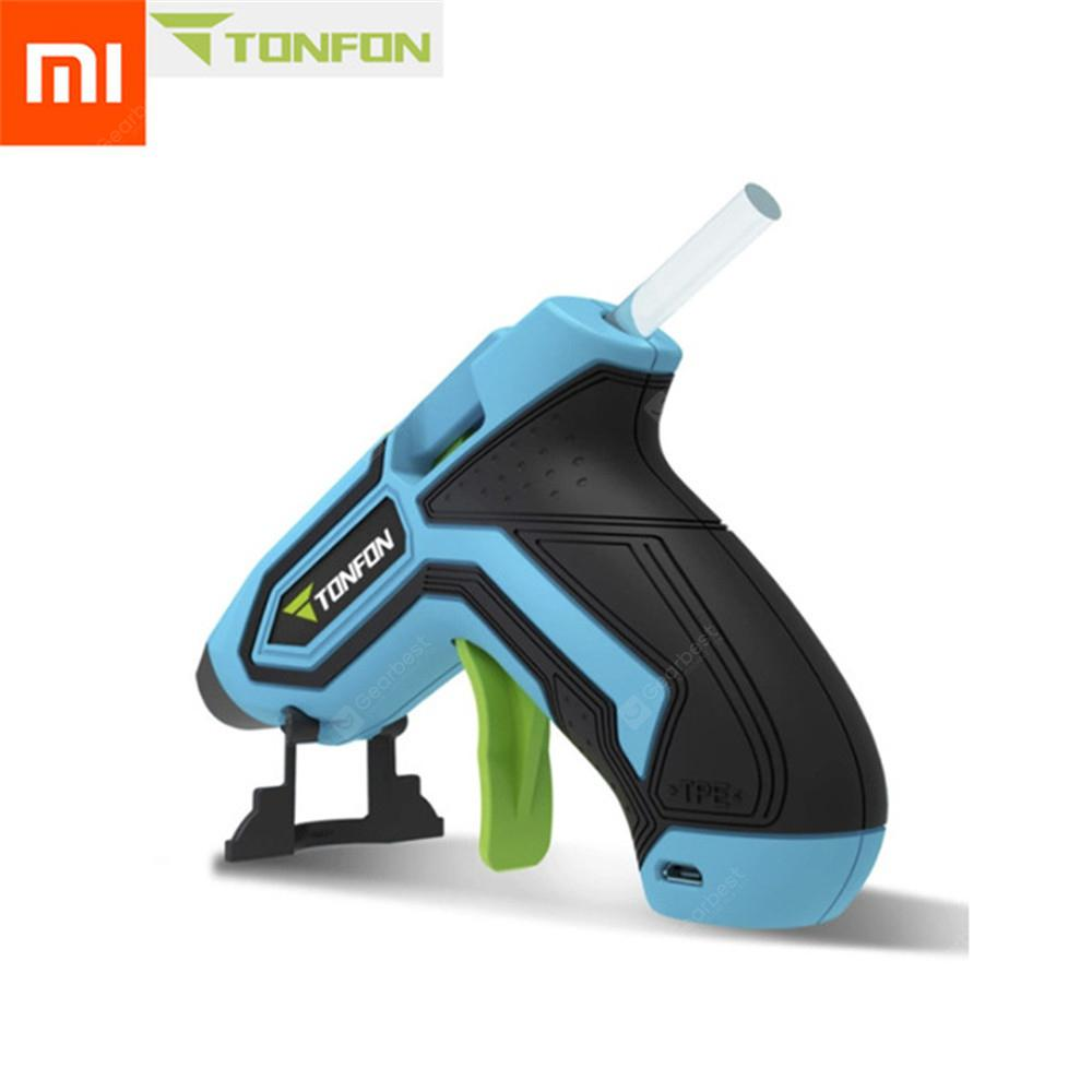 XIAOMI Wireless Hot Melt Glue Gun Rechargable Melt Guns Thermo Electric Heat Temperature Tool