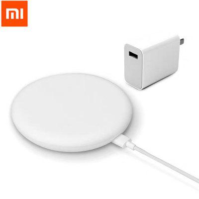 Original Xiaomi Wireless Charger Set 20W Max Qi Type-C Quick Charge for Mi 9 MIX 2S 3 Smartphone