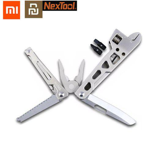 Hot Multi-function Bicycle 11-In-1 Wrench Chain Cutter Repair Tools CA