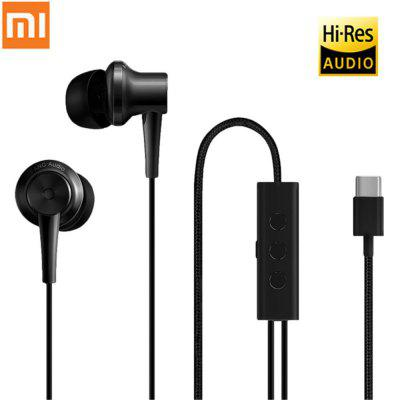 Xiaomi ANC Earphones Hybrid USB Type-C Noise Reduction Headset Wired Control with MIC