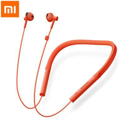 Xiaomi Necklace Wireless Bluetooth Earphone Earbuds Young Version with Mic In-line Control Headsets