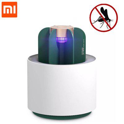 SOTHING Mosquito Killer Lamp USB Electric Mosquito Repellent Insect Trap UV Light from Xiaomi youpin