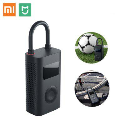 Xiaomi Mija Mini Inflatable Treasure Smart Tire Electric Inflator Air Pump Compressor for Bike Car