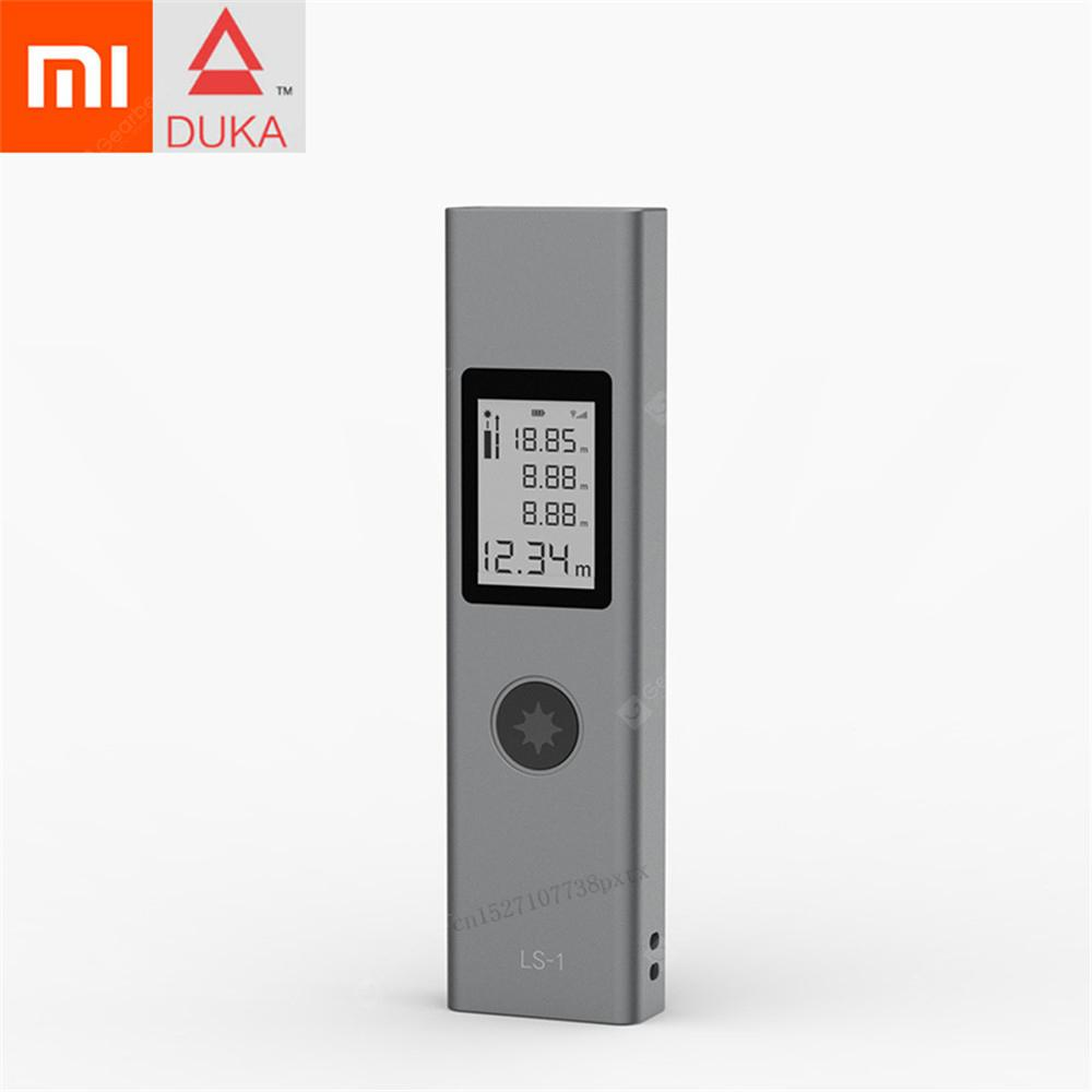 Xiaomi Duka Laser Range Finder 40m LS-P Portable High Precision Measurement Laser Distance Meter