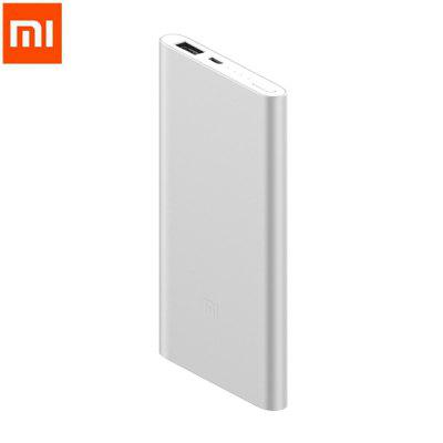 Original Xiaomi PLM10ZM 5000mAh Mobile Power Bank 2  External Battery Charger