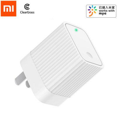 Xiaomi ClearGrass Bluetooth-Wifi-Gateway-Hub Smart Home Mit Mijia Bluetooth-Subgerät arbeiten