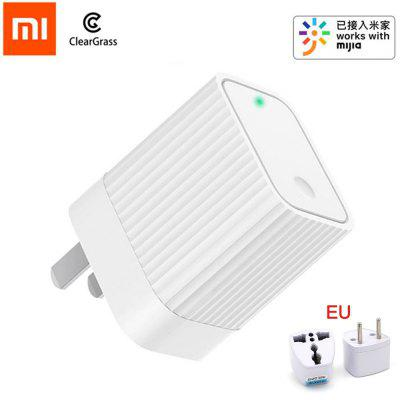 Xiaomi ClearGrass Bluetooth Wifi Gateway Hub Smart Home Work With Mijia Bluetooth Sub-device