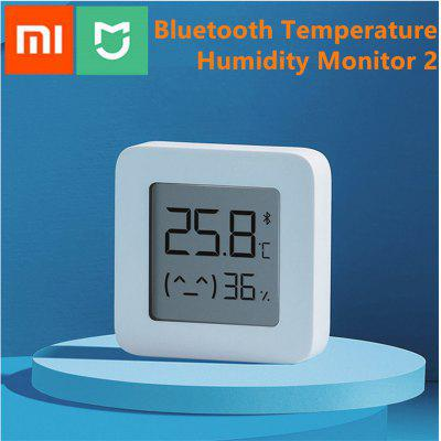 Xiaomi Mijia Igrometro termometro digitale intelligente Bluetooth Sensor Humidity Sensor Monitor 2