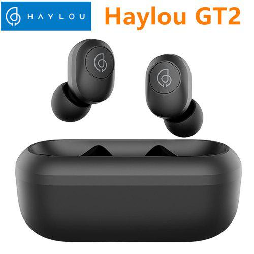 Haylou GT2 TWS Wireless Bluetooth 5.0 Earphones 3D Stereo Earbuds...