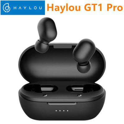 Haylou GT1 Pro TWS Wireless Bluetooth 5.0 Earphones Touch Control HD Stereo Headphones Game Headset