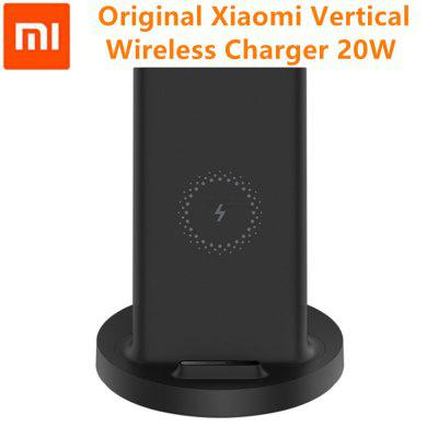 Xiaomi Vertical 20W Max Wireless Charger Flash Charging Qi Compatible Phone Stand Holder Horizontal