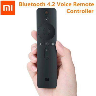 Original Xiaomi Mi Voice Remote Controller Bluetooth 4.2 for Xiaomi TV Smart TV Box