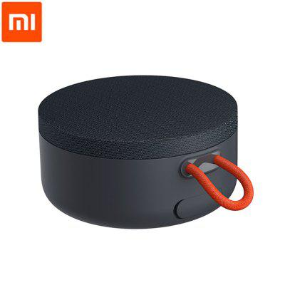 Xiaomi Outdoor Bluetooth Speaker Mini Portable IP55 Dustproof Waterproof Wireless Speaker MP3 Player