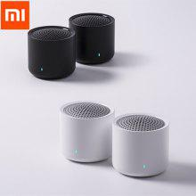 Asli Xiaomi Wireless Bluetooth Speaker Audio Musik 2.0 TWS Subwoofer Suara Stereo Dengan HD Mic