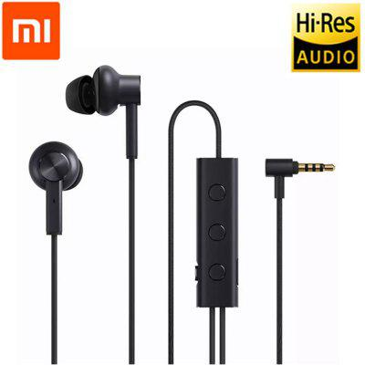 Original Xiaomi ANC Noise Reduction Earphone 3.5mm Jack Headset Wired Control Headphone with MIC