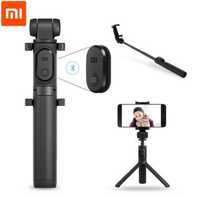 Original Xiaomi Selfie Stick Bluetooth Remote Shutter Foldable Tripod for iPhone Android Phone