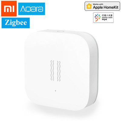 Aqara Vibration Sensor Motion Shock Detection Alarm Monitor for Home Safety Xiaomi Ecosystem Product