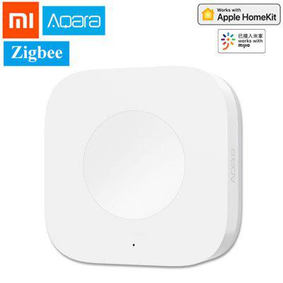Aqara WXKG12LM Smart Wireless Switch Updated Version Built In Gyro Key Xiaomi Ecosystem Product