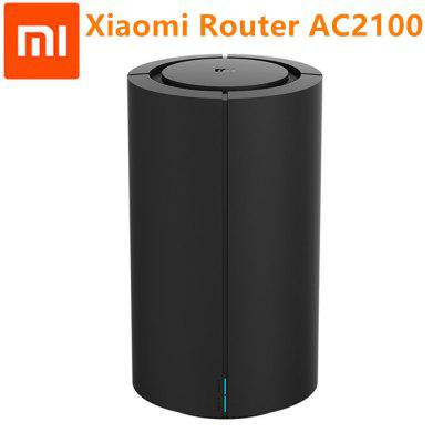 Xiaomi Mi Router AC2100 Gigabit Ethernet Port 2.4GHz 5GHz WiFi High Gain 4 Antenna Ripetitore wireless