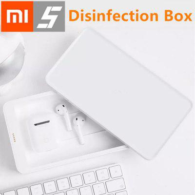 FIVE UVC-LED Sterilizing Box 10W Wireless Charger Disinfection Cartridge Tray from Xiaomi Youpin