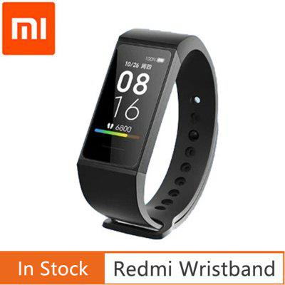 Xiaomi Redmi Band Smart Wristband 1.08in Color Touch Screen Bracelet Sleep Track Heart Rate Monitor