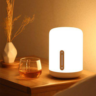 Xiaomi Mijia Smart Bedside Lamp 2 Voice Control Night Light Work with Mi Home APP Apple HomeKit Siri