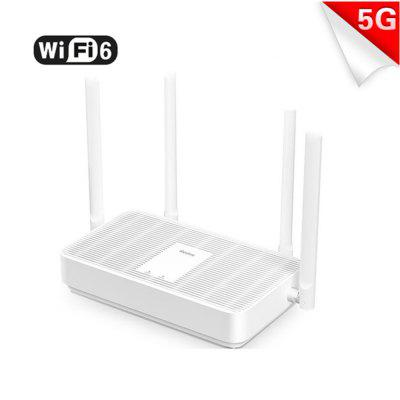 2020 Original  New Xiaomi Redmi Router AX5 WiFi 6 2.4G /5G Dual Frequency Mesh Network Wifi Repeater 4 High Gain Antennas Signal Extender