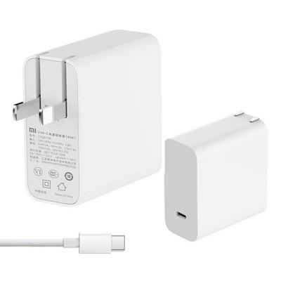 Original Xiaomi Mi USB-C 65W Power Adapter Smart Output Type-C Port PD Quick Charge QC 3.0