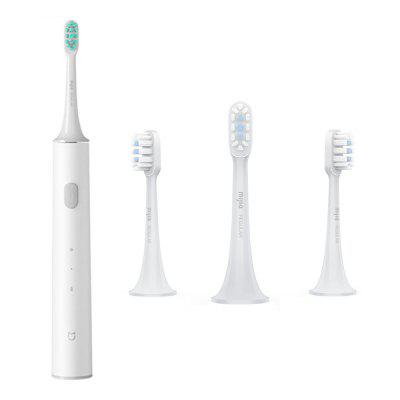 GearBest coupon: Original Mijia Sonic Rechargeable Electric Toothbrush T300 and Original Replacement Toothbrush Head